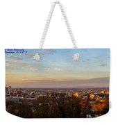 Birmingham Skyline Weekender Tote Bag