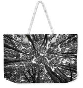 Black And White Nature Detail Weekender Tote Bag