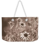 Black-eyed Susans Weekender Tote Bag
