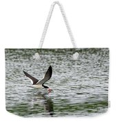 Black Skimmer Fishing Weekender Tote Bag