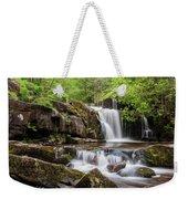 Blaen Y Glyn Waterfalls Weekender Tote Bag