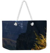 Blazing Larch Weekender Tote Bag