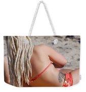 Blondie Braids Weekender Tote Bag