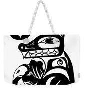 Bloodwolf Weekender Tote Bag