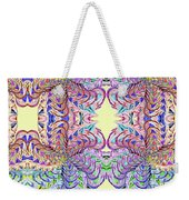 Blossoms And Butterflies Weekender Tote Bag