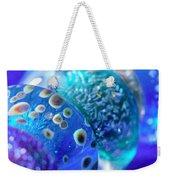 Blue Beads 2 Weekender Tote Bag