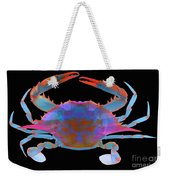 Blue Crab, X-ray Weekender Tote Bag