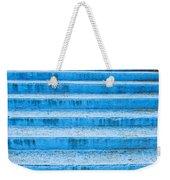 Blue Steps Weekender Tote Bag
