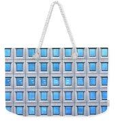 Blue Windows Weekender Tote Bag