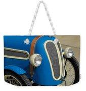 Vintage Bmw Racer Weekender Tote Bag