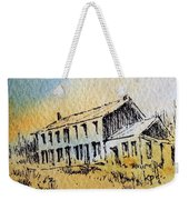 Boardinghouse Cable Ghost Town Montana Weekender Tote Bag