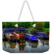 Boat Life Weekender Tote Bag
