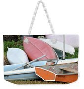 Boats Boats And More Boats Weekender Tote Bag