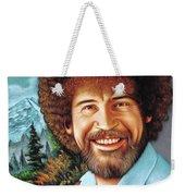 Bob Ross Weekender Tote Bag