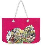 Book Cover Education Et Citoyennete Au Rwanda Weekender Tote Bag