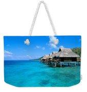 Bora Bora Lagoon Resort Weekender Tote Bag