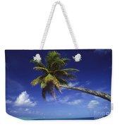 Bora Bora, Palm Tree Weekender Tote Bag