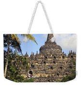 Borobudor Temple Weekender Tote Bag