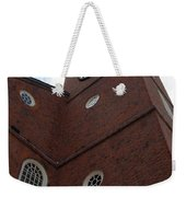 Boston Historical Meeting Room Weekender Tote Bag