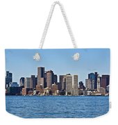 Boston Mar142 Weekender Tote Bag
