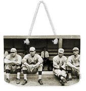 Boston Red Sox, C1916 Weekender Tote Bag