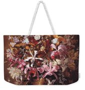 Bouquet Of Orchids Weekender Tote Bag