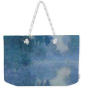 Branch Of The Seine Near Giverny Weekender Tote Bag