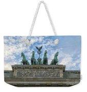 Brandenburger Gate, Berlin Weekender Tote Bag