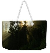 Breaking Dawn Weekender Tote Bag