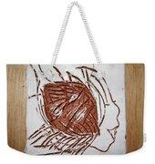 Brenda - Tile Weekender Tote Bag