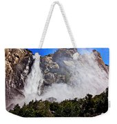 Bridalveil Fall Yosemite Valley Weekender Tote Bag