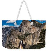 Bridalveil Falls Rainbow #2 Weekender Tote Bag