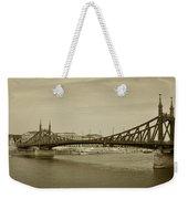 Bridges Weekender Tote Bag