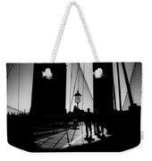 Brooklyn Shadows Weekender Tote Bag