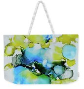 Bubble Collection Weekender Tote Bag