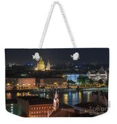 Budapest, Danube River, Hungary Weekender Tote Bag