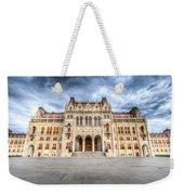 Budapest Parliament Weekender Tote Bag