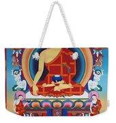 Buddha Shakyamuni Weekender Tote Bag