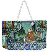 Buddhist Temple Art Weekender Tote Bag
