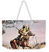 Buffalo Bill: Poster, 1893 Weekender Tote Bag
