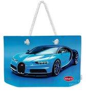 Bugatti Chiron 30 Weekender Tote Bag