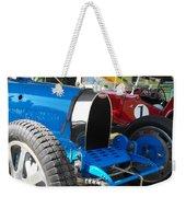 Bugatti Racer Weekender Tote Bag