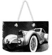 Bugatti Type 57 Aerolithe Weekender Tote Bag