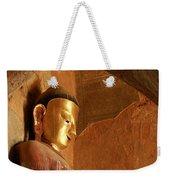 Burmese Buddha Weekender Tote Bag