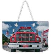 Burnington Iolta Fire Rescue - Tanker Engine 1550, North Carolina Weekender Tote Bag