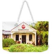 Burnside General Store - Digital Painting Weekender Tote Bag