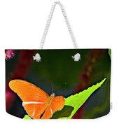 Butterfly 22 Weekender Tote Bag