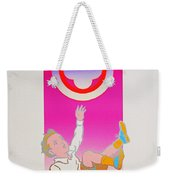By The Time I Got To Woodstock Weekender Tote Bag