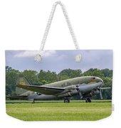C-46 Commando Tinker Belle Weekender Tote Bag