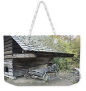 Cable Mill Barn Weekender Tote Bag